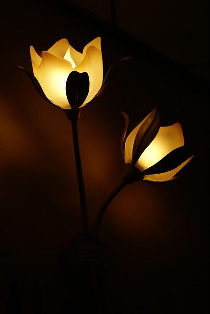 flowerlamp
