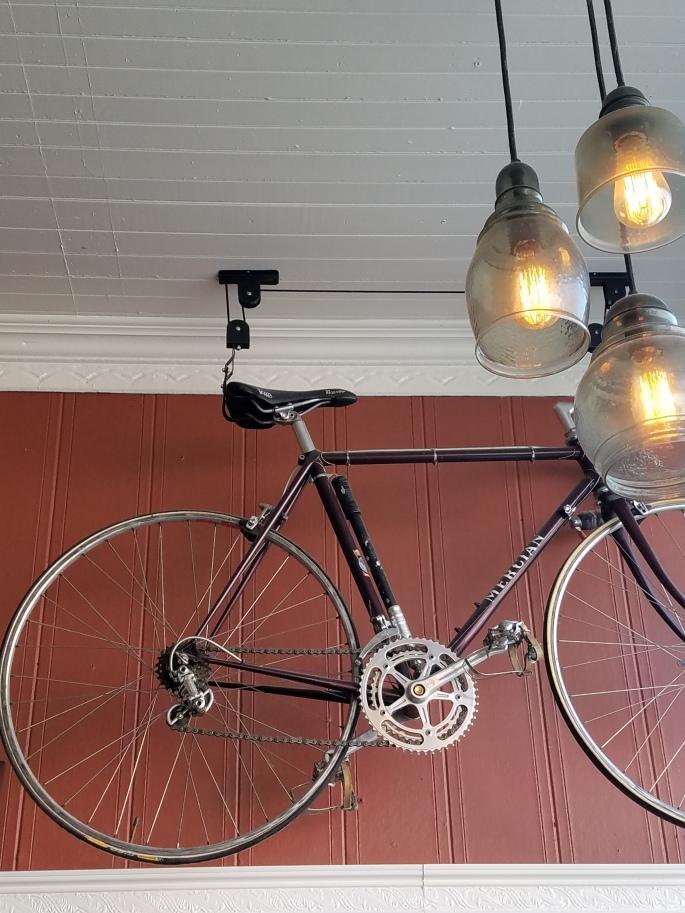 bikeonthewall