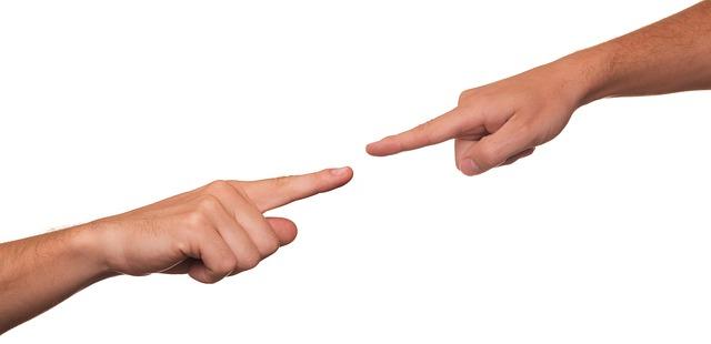 pointfinger