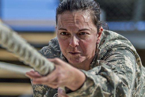 militarywoman