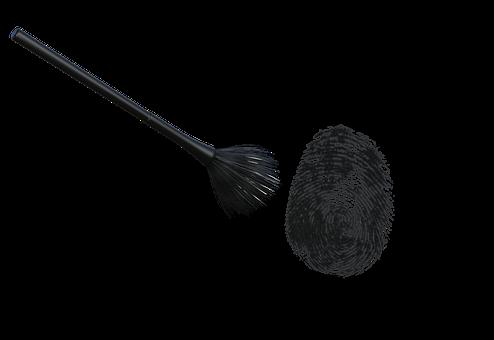 fingerprintbrush